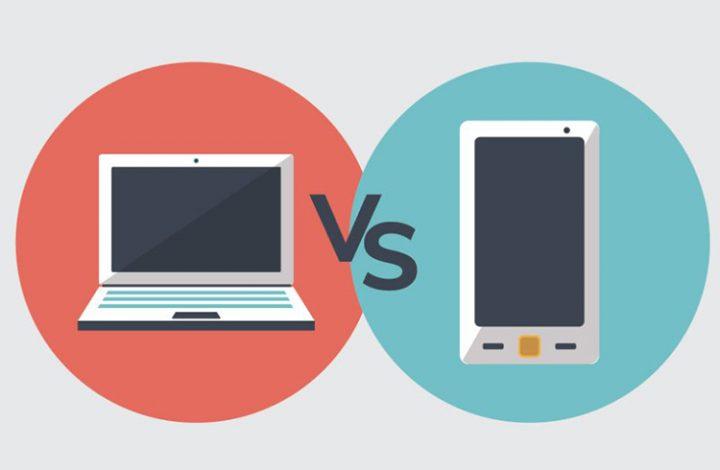 Desktop vs Mobile vs Tablet Market Share Worldwide